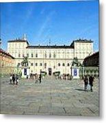 Turin Palazzo Reale Metal Print