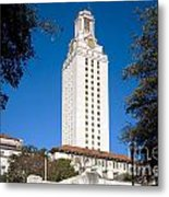 University Of Texas At Austin Metal Print