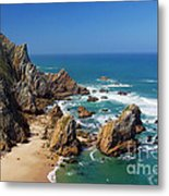 Ursa Beach Metal Print