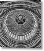 Us Capitol Rotunda Metal Print