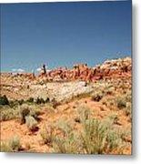 Utah Landscape 3 Metal Print
