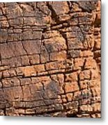 Valley Of Fire State Park Nevada Metal Print