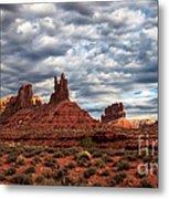 Valley Of The Gods II Metal Print