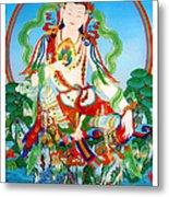Vasudhara 3 Metal Print
