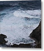 View From Lighthouse Metal Print