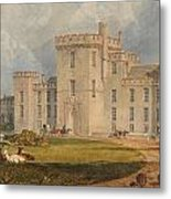 View Of Hampton Court Metal Print