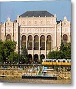Vigado Concert Hall In Budapest Metal Print