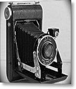 Vintage Kodak Metal Print