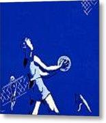Vintage Poster - Wpa - Athletics 2 Metal Print