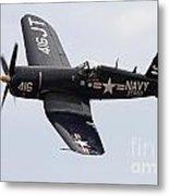 Vintage World War II Aircraft Metal Print