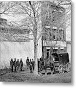 Virginia Slave Dealer Metal Print