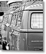 Volkswagen Vw Bus Metal Print