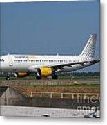 Vueling Airbus A320 Metal Print