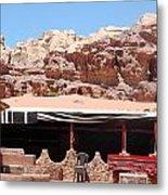 Wadi Rum Metal Print