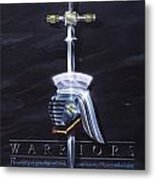 Warriors Metal Print by Cliff Hawley