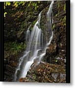 Water On The Mountain Metal Print