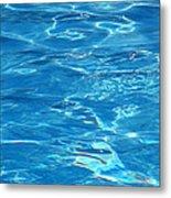 Water Metal Print