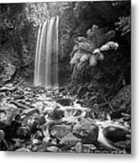 Waterfall 09 Metal Print by Colin and Linda McKie