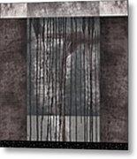 Watershed Abstract Metal Print