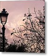 When The Lights Are Down Metal Print