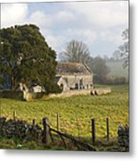 Whitcombe Church Metal Print
