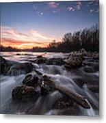 Wild River Metal Print by Davorin Mance