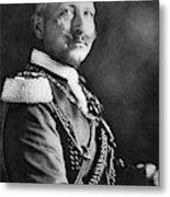 Wilhelm II (1859-1941) Metal Print