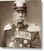 William I Of Prussia (1797-1888) Metal Print