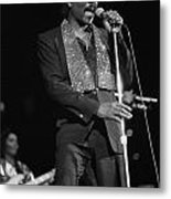 Wilson Pickett Metal Print