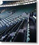 Wimbledon Scenes Metal Print