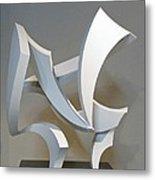 Wind Metal Print by John Neumann