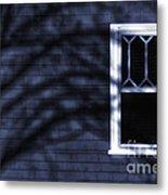 Window And Shadows Metal Print