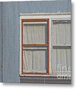 Windows Metal Print by Jim Wright