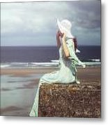 Windy Metal Print