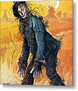 Wizard Of Oz, 1903 Metal Print