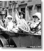 Women's Suffrage, 1913 Metal Print