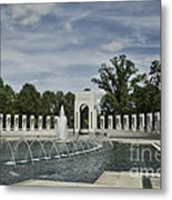 World War 2 Memorial Metal Print