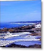 Yachats Oregon 2013 Metal Print