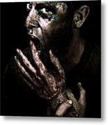 Zombie Apocalypse Metal Print