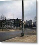 Berlin 1961 Metal Print