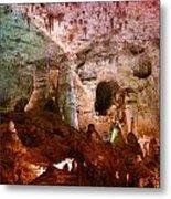 Carlsbad Cavern Metal Print