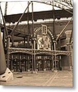 Comerica Park - Detroit Tigers Metal Print
