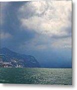 Lago Di Iseo Metal Print