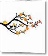 Love Tree Metal Print