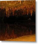 Luray Cavern Metal Print
