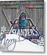 New York Islanders Metal Print