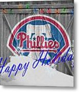 Philadelphia Phillies Metal Print