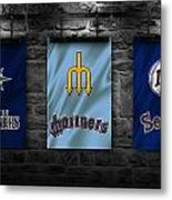 Seattle Mariners Metal Print