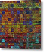 1030 Abstract Thought Metal Print