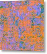 1061 Abstract Thought Metal Print